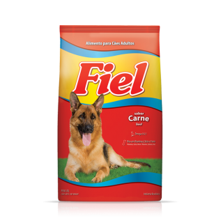 Fiel Adult Beef With Vitamins 25kg Dog Dry Food