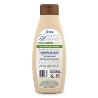 Oster Oatmeal Naturals Extra Soothing 532ml Dog Shampoo