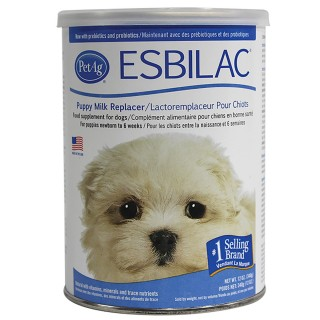 PetAG Esbilac Powder 12oz Puppy Milk Replacer for Dogs