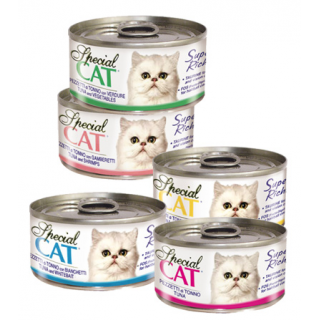 Monge Special Cat Assorted 95g Grain-Free Cat Wet Food