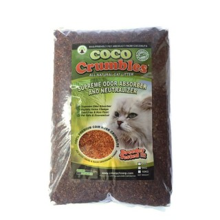 Cocogreen Coco Crumble 3kg All Natural Cat Litter