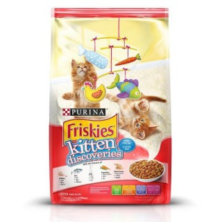 Purina Friskies Kitten Discoveries 1.1kg Cat Dry Food