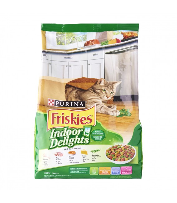 Purina friskies indoor delights cat dry food pet for Purina tropical fish food