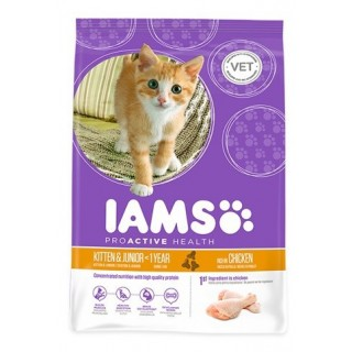 Iams Proactive Health Kitten & Junior 700g Cat Dry Food