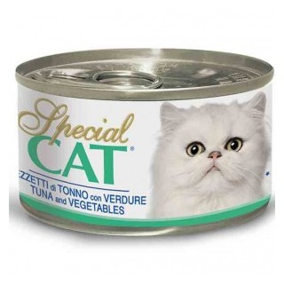 Monge Special Cat Tuna and Vegetables 95g Grain-Free Cat Wet Food