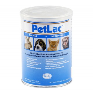 PetAg Petlac Milk Powder for All Species 300g