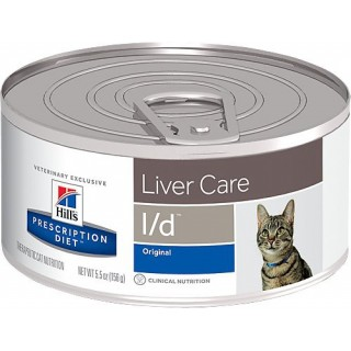 Hill's Prescription Diet Liver Care l/d 5.5oz Cat Wet Food
