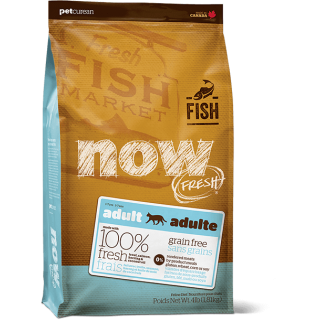Now Fresh Grain-Free Fish Adult Cat Dry Food
