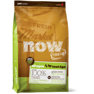 Now Fresh Grain-Free Small Breed All Ages Dog Dry Food