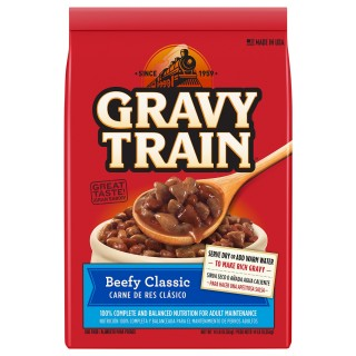 Gravy Train Beef Flavor 15.88kg Dog Dry Food