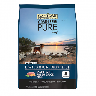 Canidae Adult Pure Sky with Fresh Duck 10.8kg Dog Dry Food