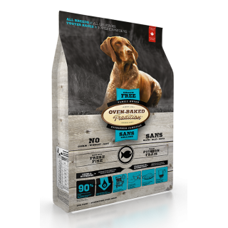 Oven Baked Tradition All Life Stages Grain-Free 5.67kg Dog Dry Food