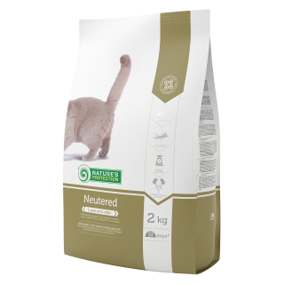 Nature's Protection Neutered Cat Dry Food