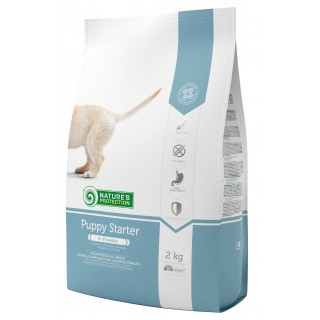 Nature's Protection Puppy Starter 2kg Dog Dry Food