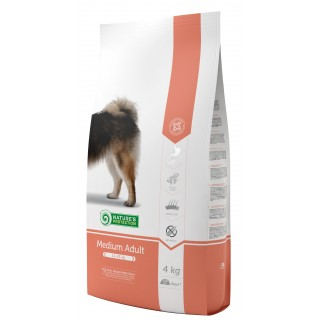 Nature's Protection Medium Adult Dog Dry Food