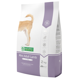 Nature's Protection Mini Adult Lamb Dog Dry Food