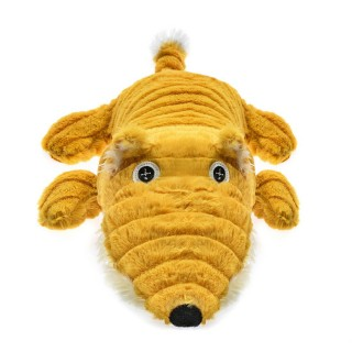 Patchwork Pet Toughy Wuffies Fox 15'' Dog Toy