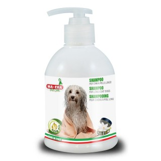 Ma-Fra Pet Line Shampoo for Long-Coat Dogs with Neem Oil 250ml