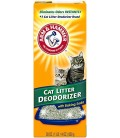 Arm & Hammer Cat Litter Deodorizer Powder 567g with Activated Baking Soda