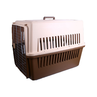 Pet Travel Crate Carrier 90.7cm L x 63.55cm W x 68.6cm H