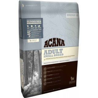 Acana Heritage Formula Adult Small Breed Dog Dry Food