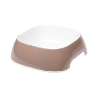 Ferplast Glam Dove Grey Pet Bowl