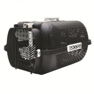 Dogit Voyageur Black Tiger Extra Large Pet Carrier