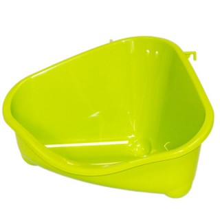 Moderna Pet's Corner Fun Green Small Pet Litter Pan - Large