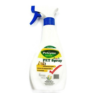Petzyme Warm Vanilla Scent 330ml Pet Spray