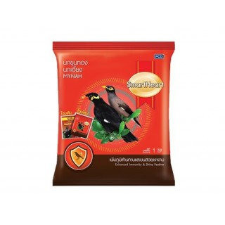 SmartHeart Mynah 1kg Bird Food