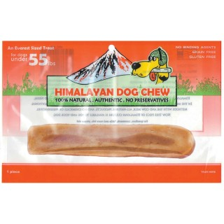 Himalayan Dog Chew for Dogs under 55 lbs.