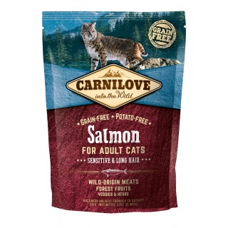 SAMPLE - Carnilove Salmon for Adult Cats 50g Cat Dry Food