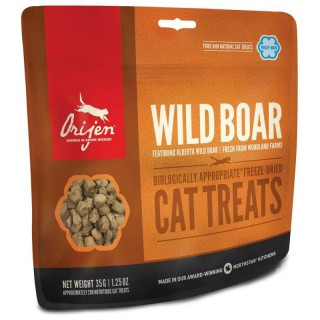 Orijen Wild Boar 35g Cat Treats