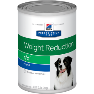 Hill's Prescription Diet Weight Reduction r/d Original 350g Dog Wet Food