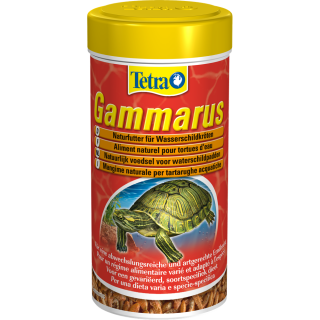 Tetra Gammarus 1000ml Natural Food for Water Turtles