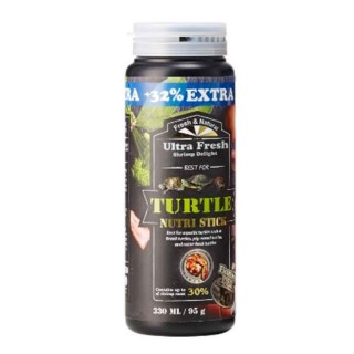Azoo Plus Turtle Nutri Stick 330ml - 95g Turtle Food