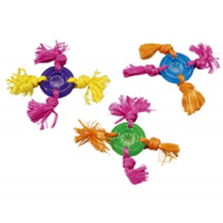 GimDog Dura-Brite Nubby Treat Ring Dog Toy