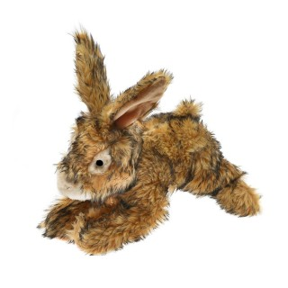 Patchwork Pet Rabbit 15 inch Pet Toy