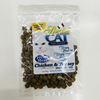 Sample Pack - Monge Special Cat Chicken & Turkey (All Life Stages) Cat Dry Food