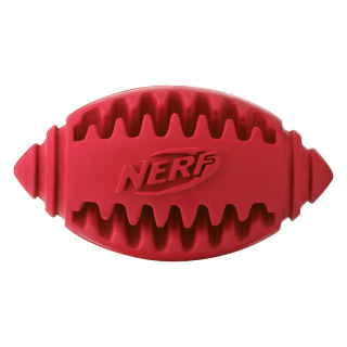 Nerf Dog Teether Football LARGE 5 inches Dog Toy