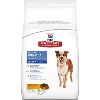 Hill's Science Diet Adult 7+ Active Longevity Original 15kg Dog Dry Food