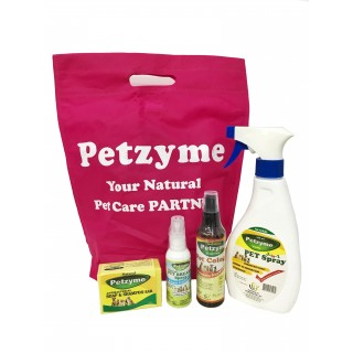 PROMO: Petzyme Pet Care Bundle