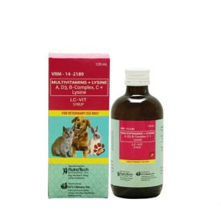 LC Vit Multivitamins Syrup 120ml