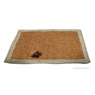 Cocogreen Scratch Mat w/Ball Cat Scratch Mat
