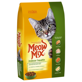 Meow Mix Indoor Health 6.44kg Cat Dry Food
