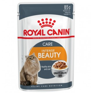 Royal Canin Feline Intense Beauty 85g Cat Wet Food