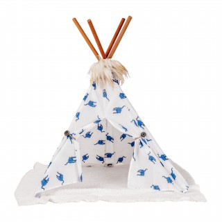 FurFect Connection CAT DESIGN Pet Teepee