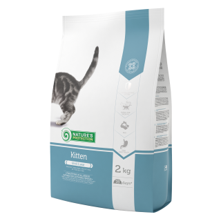 Nature's Protection Kitten 2kg Cat Dry Food