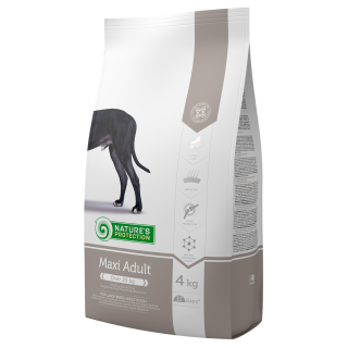 Nature's Protection Maxi Adult Dog Dry Food