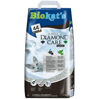 Biokat's Diamond Care Classic 8L Cat Litter